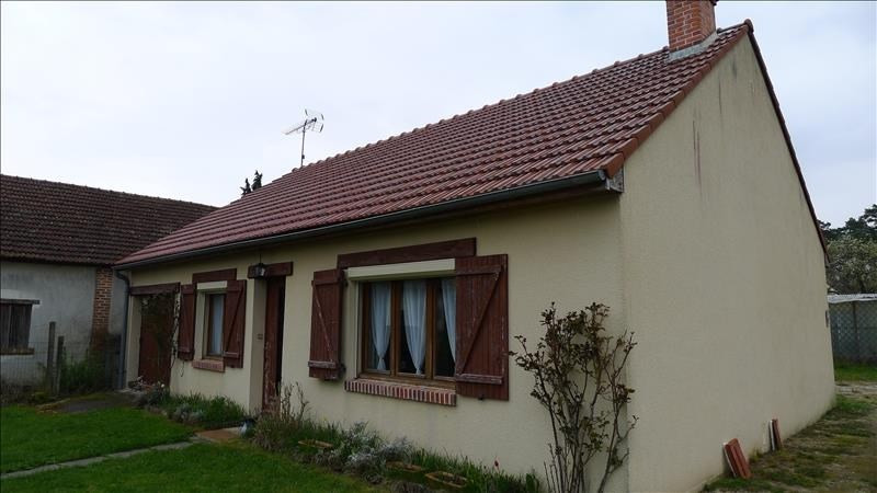Vente maison / villa Sennely 159 000€ - Photo 2