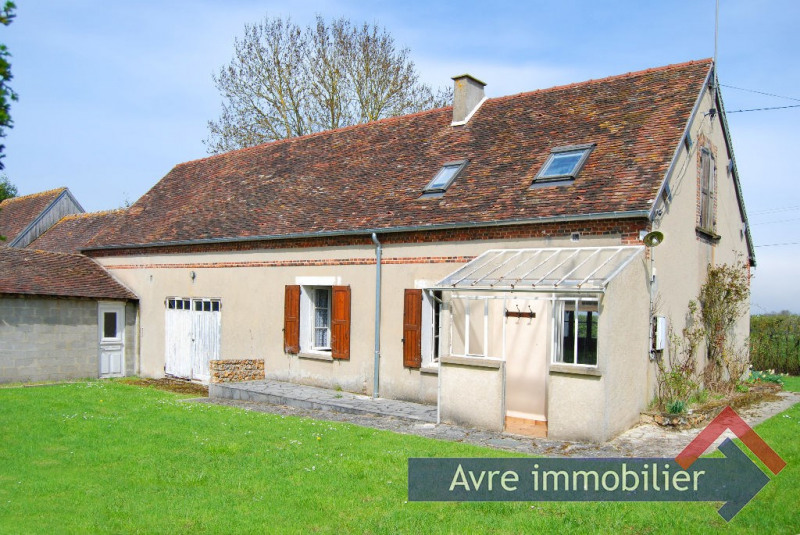 Vente maison / villa Verneuil d'avre et d'iton 96000€ - Photo 1