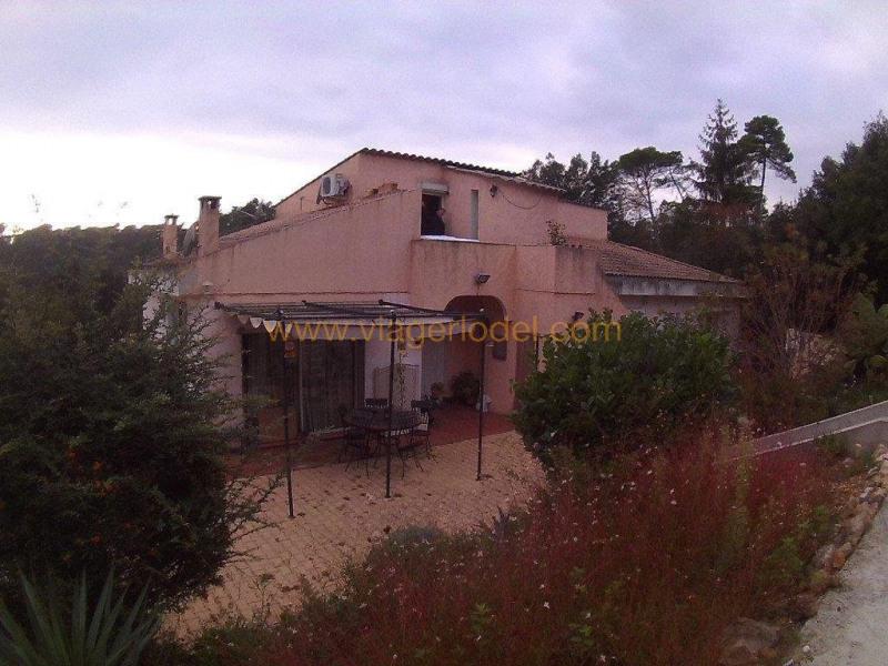 Vitalicio  casa Roquefort-les-pins 460000€ - Fotografía 6
