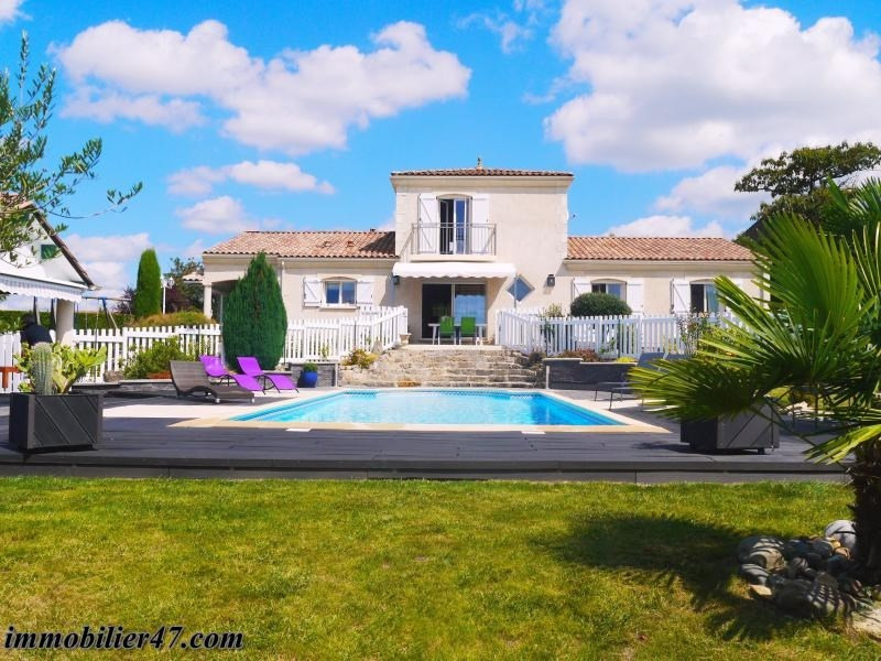 Deluxe sale house / villa Colayrac st cirq 395000€ - Picture 2
