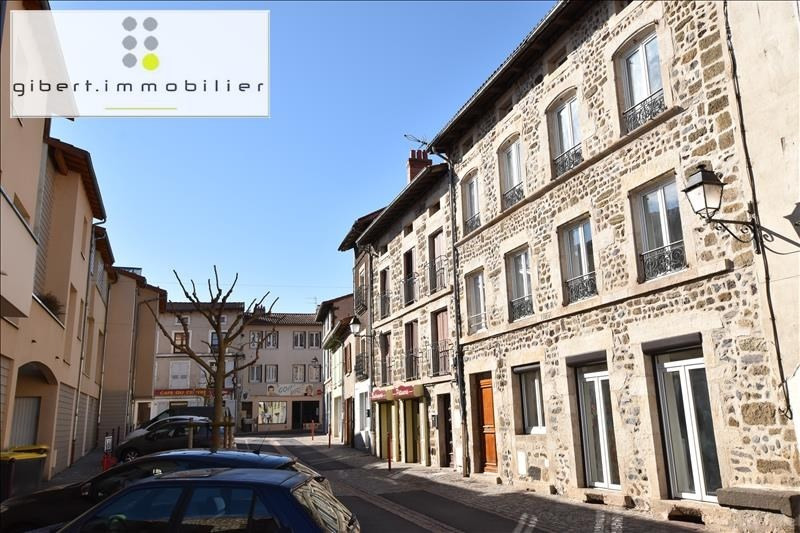 Sale house / villa Vals pres le puy 148500€ - Picture 1