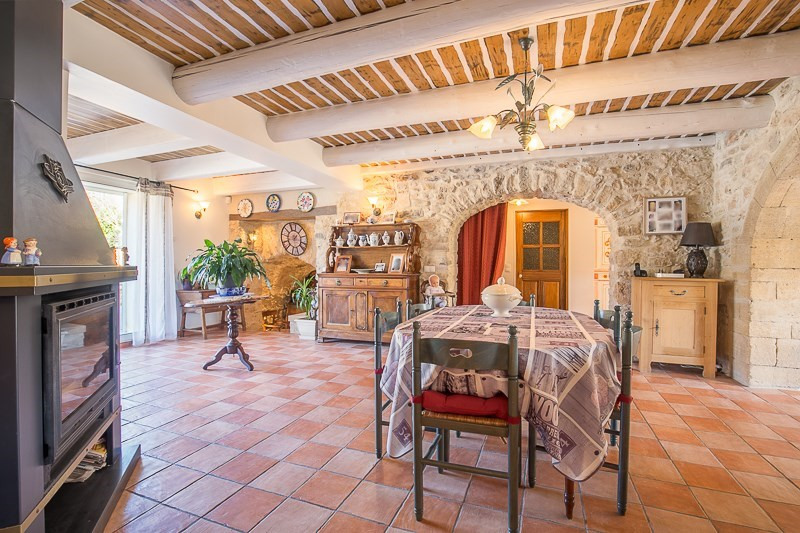 Deluxe sale house / villa Le puy ste reparade 798000€ - Picture 9