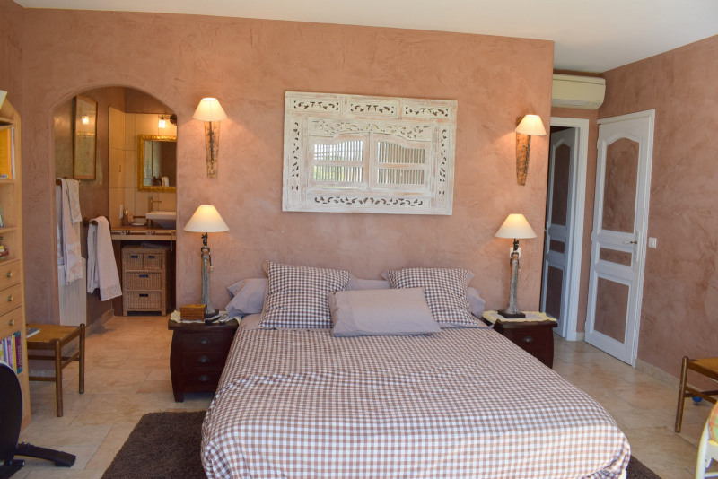 Revenda residencial de prestígio casa Seillans 750000€ - Fotografia 31
