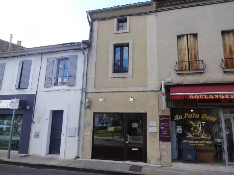 Vente immeuble Sorgues 122 000€ - Photo 1