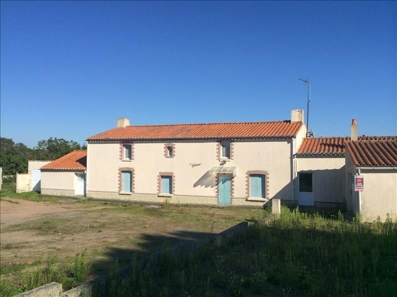 Sale house / villa St vincent sur jard 247500€ - Picture 4