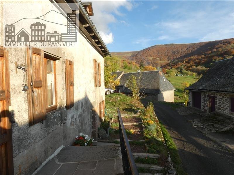 Vente maison / villa Thiezac 137800€ - Photo 7