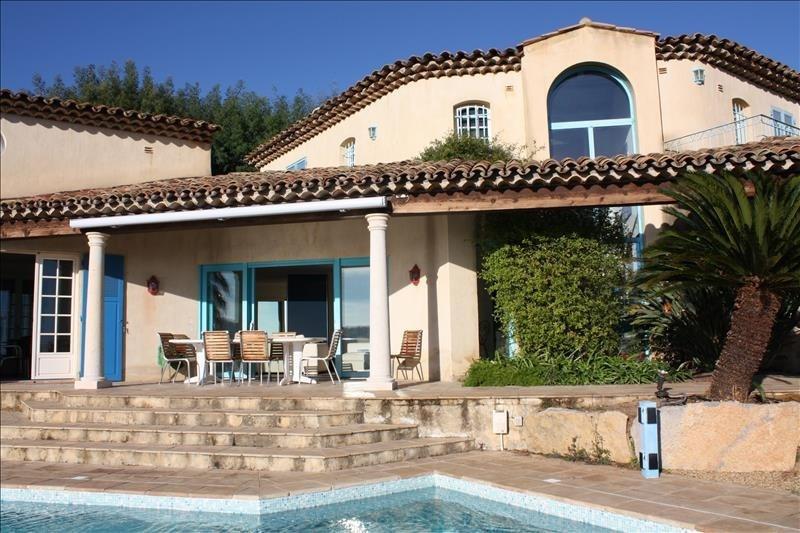 Vente de prestige maison / villa Les issambres 1365000€ - Photo 15