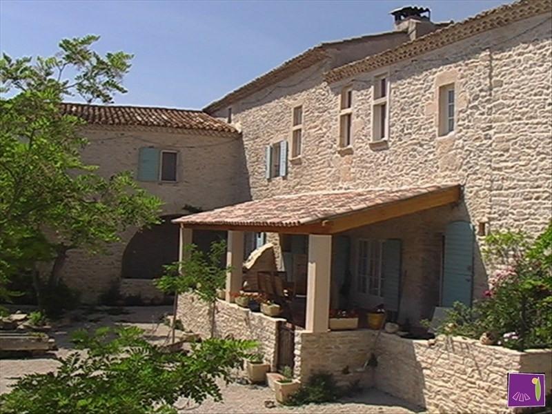 Immobile residenziali di prestigio casa Uzes 1590000€ - Fotografia 18