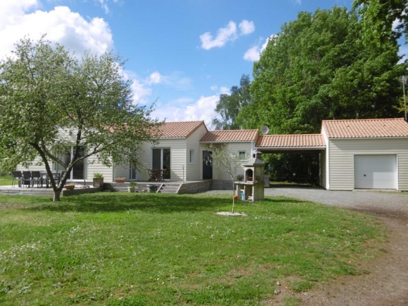 Vente maison / villa St georges de pointindoux 257750€ - Photo 1