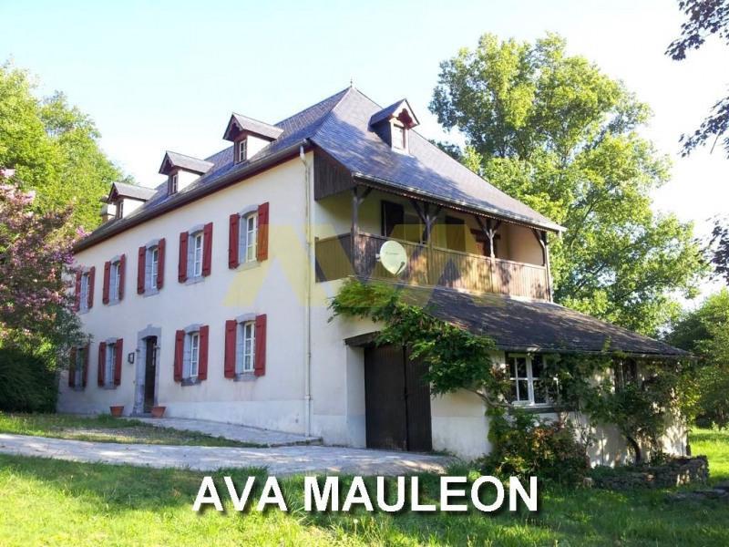 Sale house / villa Mauléon-licharre 165000€ - Picture 1