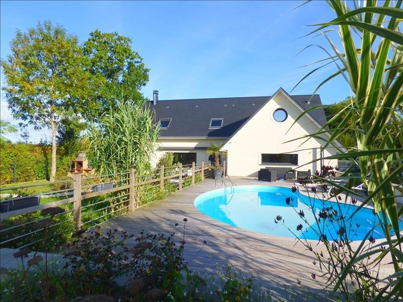 Vente de prestige maison / villa Gonneville sur mer 583000€ - Photo 2