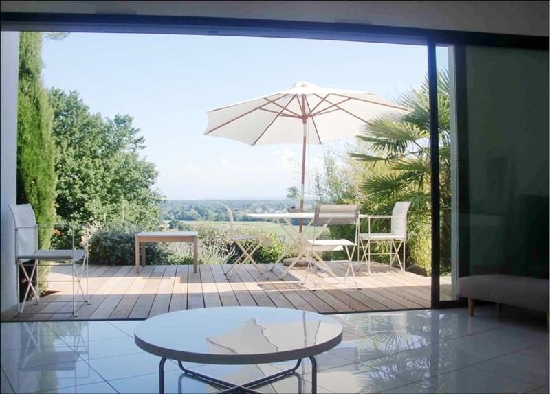 Rental house / villa Serres castet 1665€ CC - Picture 3