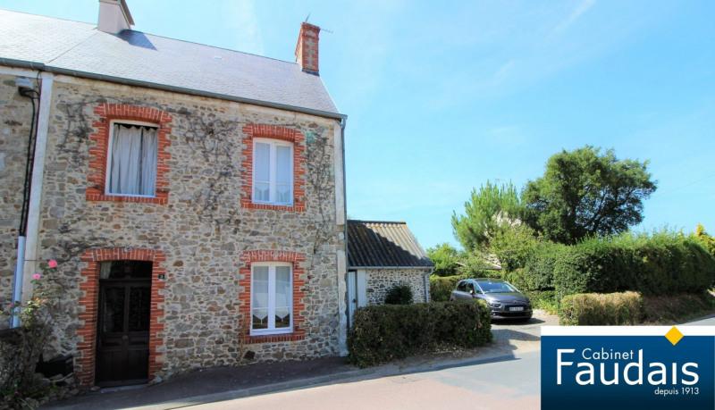 Vente maison / villa Pirou 123500€ - Photo 1