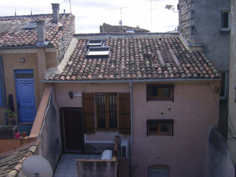 Rental apartment Nimes 430€ CC - Picture 2