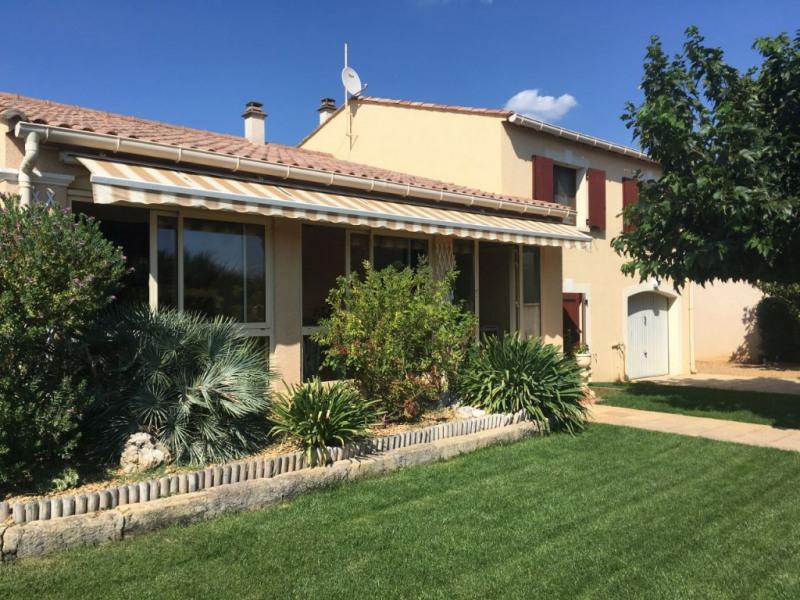 Sale house / villa Vergeze 323000€ - Picture 1