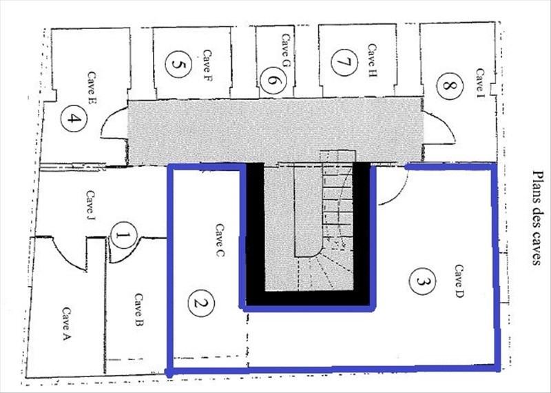 Sale empty room/storage Bordeaux 229500€ - Picture 4