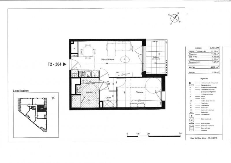 Vente appartement Saint nazaire 173000€ - Photo 3