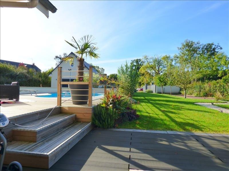Vente de prestige maison / villa Gonneville sur mer 583000€ - Photo 3