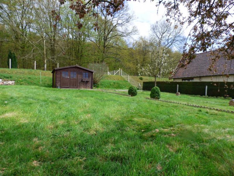 Vente maison / villa Fleury sur andelle 165000€ - Photo 9