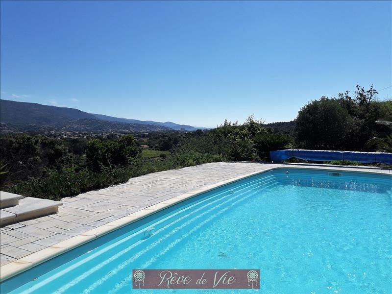Vente maison / villa Bormes les mimosas 499500€ - Photo 1