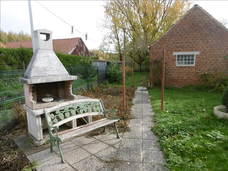 Sale house / villa Lecluse 135900€ - Picture 4
