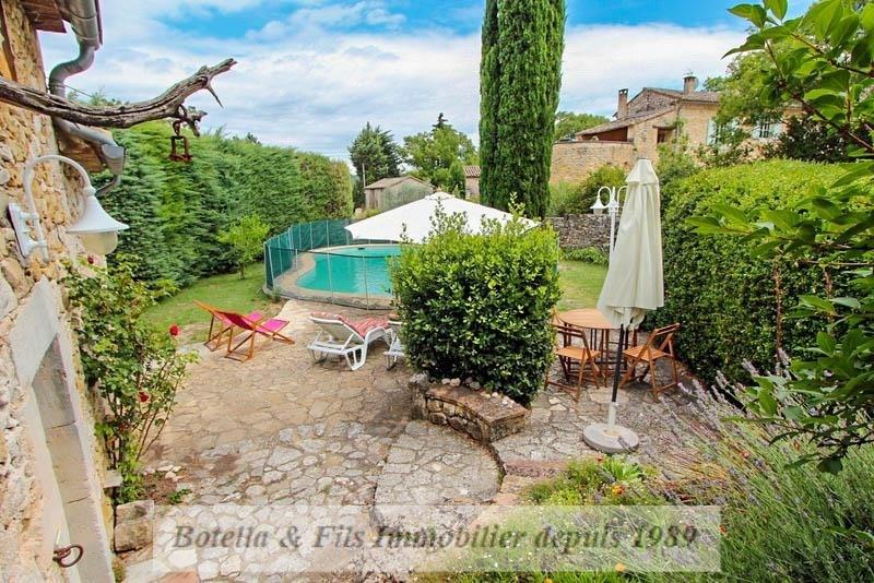Verkoop van prestige  huis Uzes 533000€ - Foto 17