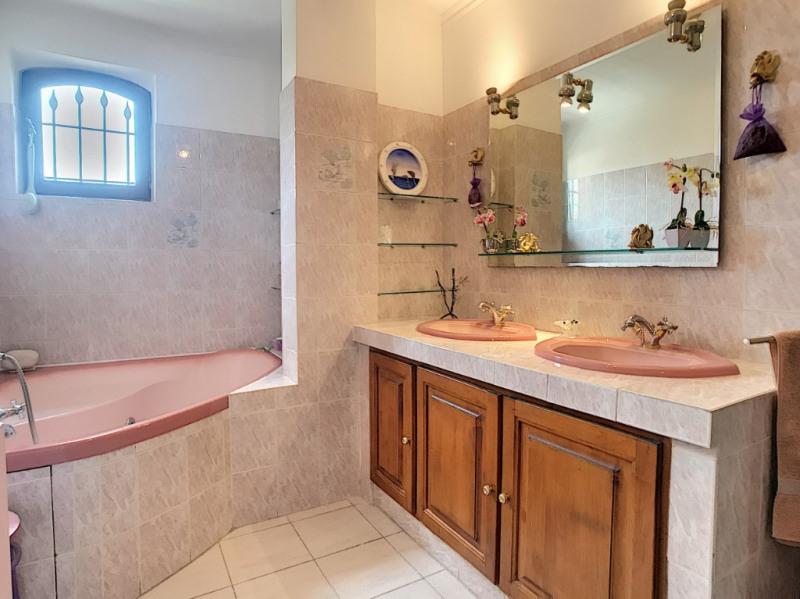 Vente de prestige maison / villa Cagnes sur mer 626000€ - Photo 8