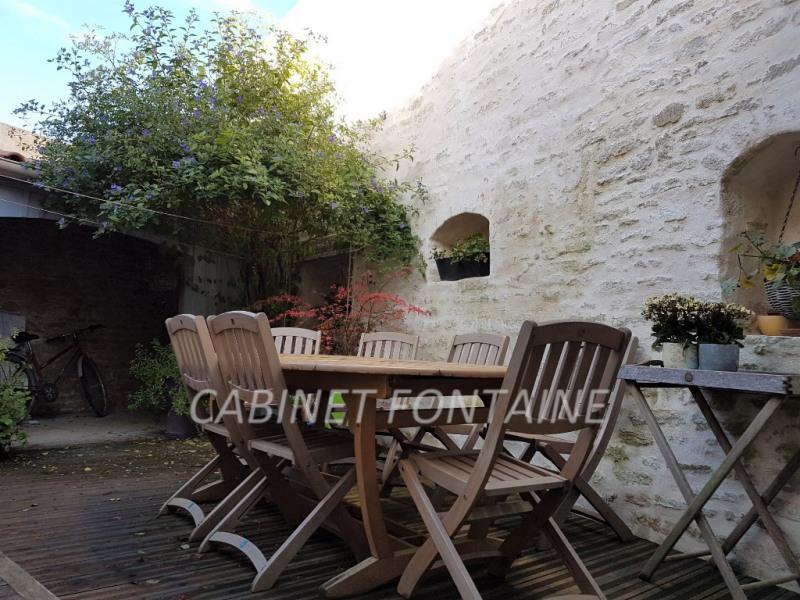 Charmante maison de pays de 85 m² le château d'oléron