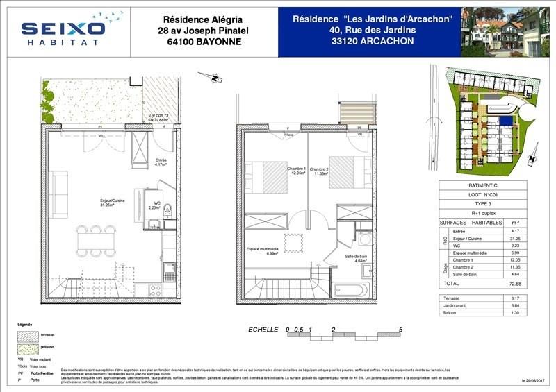 Sale house / villa Arcachon 310000€ - Picture 3