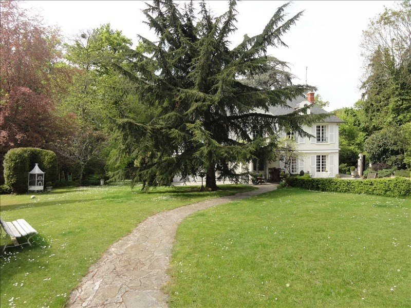 Deluxe sale house / villa Montfort l amaury 1190000€ - Picture 3
