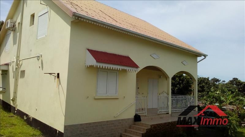 Vente maison / villa Ste anne 292 000€ - Photo 1