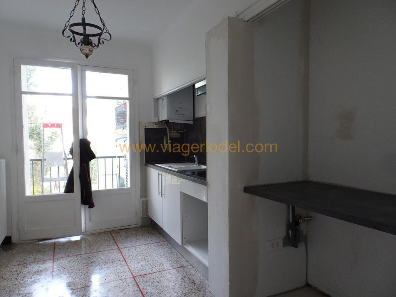 Life annuity apartment Montpellier 72 500€ - Picture 2