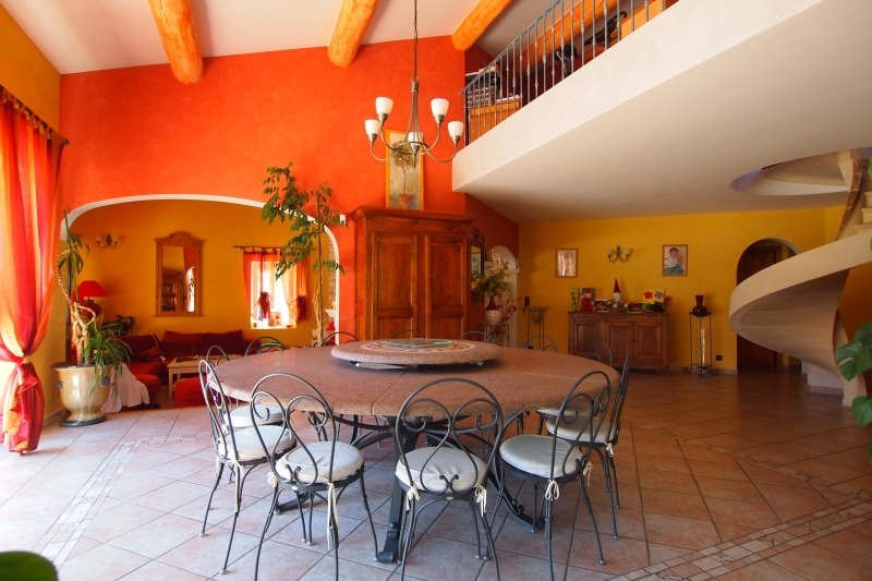 Deluxe sale house / villa Goudargues 795 000€ - Picture 4
