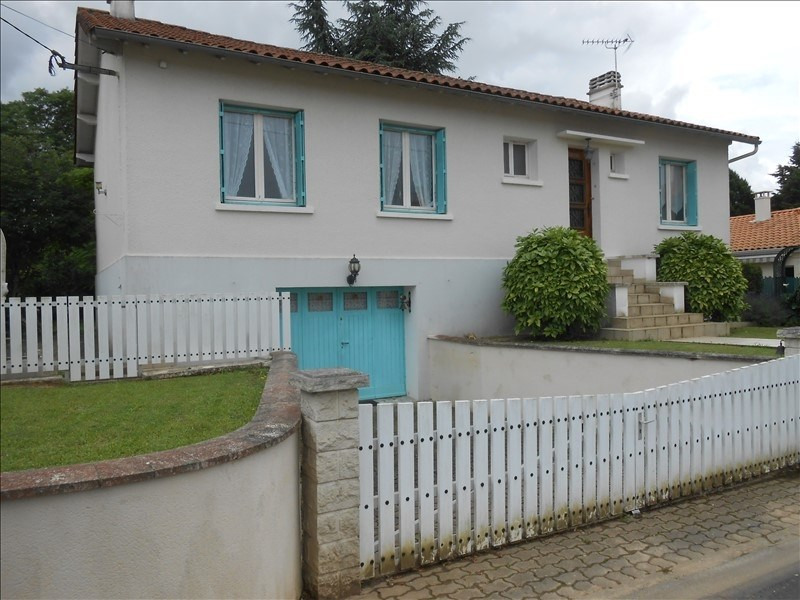 Vente maison / villa Echire 132 500€ - Photo 1
