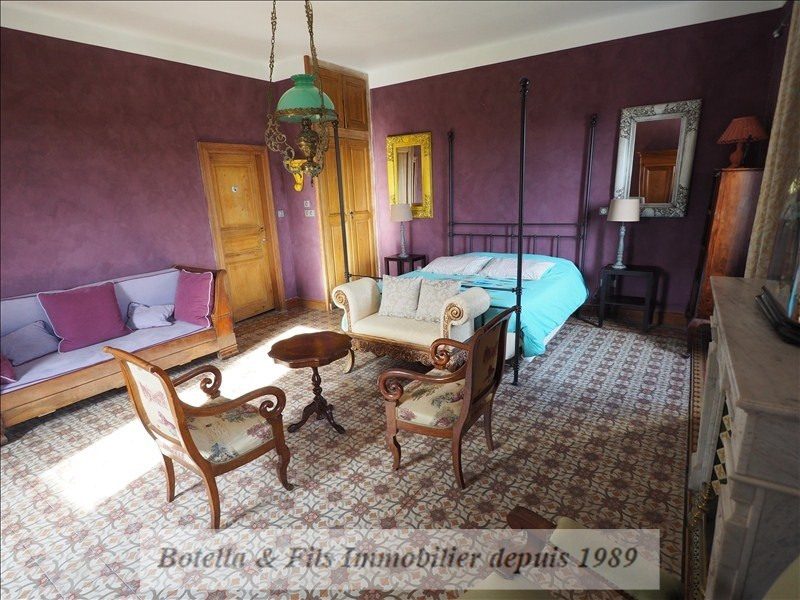Deluxe sale chateau Goudargues 895000€ - Picture 19