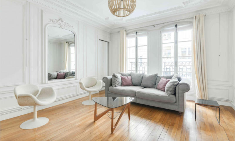 Rental apartment Paris 17ème 4 200€ CC - Picture 6
