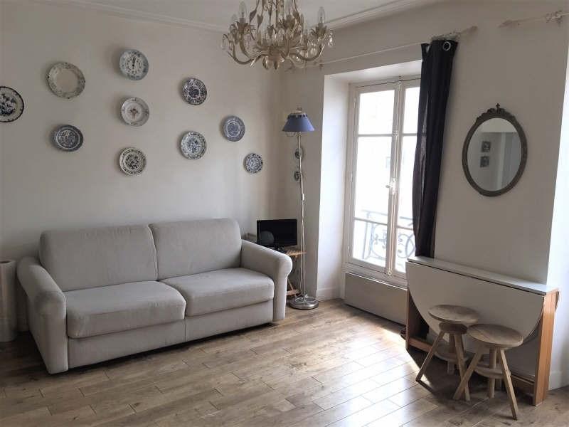 Locação apartamento Paris 7ème 1150€ CC - Fotografia 1