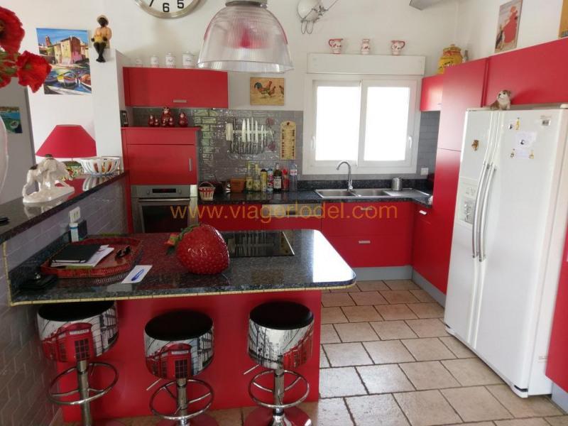 Vendita nell' vitalizio di vita casa Boisset-et-gaujac 110000€ - Fotografia 6