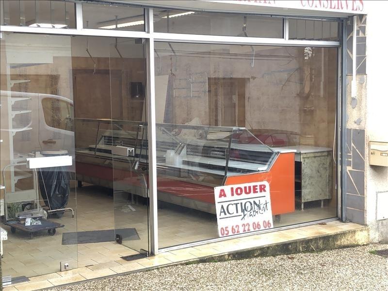 Location local commercial Montastruc la conseillere 650€ HT/HC - Photo 1