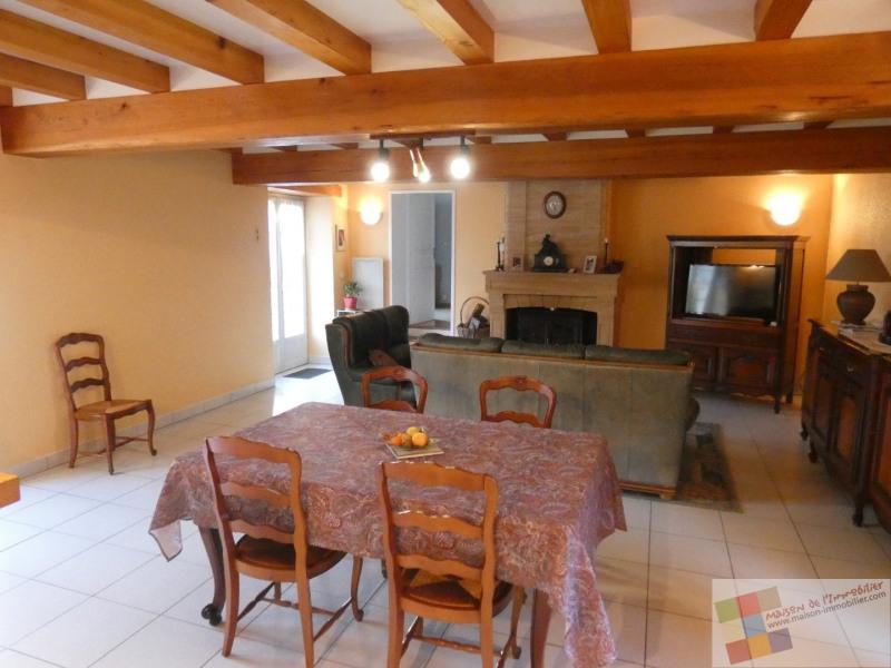 Sale house / villa Gensac la pallue 246100€ - Picture 5