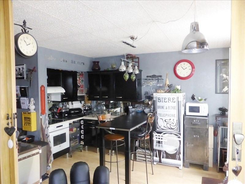 Sale apartment Crepy en valois 107000€ - Picture 2