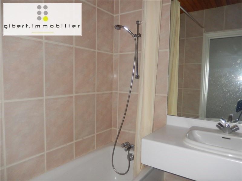 Rental apartment Le puy en velay 381€ CC - Picture 5