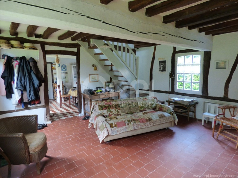 Sale house / villa Lyons-la-forêt 167000€ - Picture 4