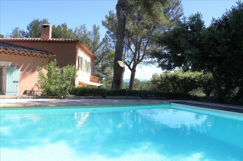 Deluxe sale house / villa Villeneuve-lès-avignon 1230000€ - Picture 2
