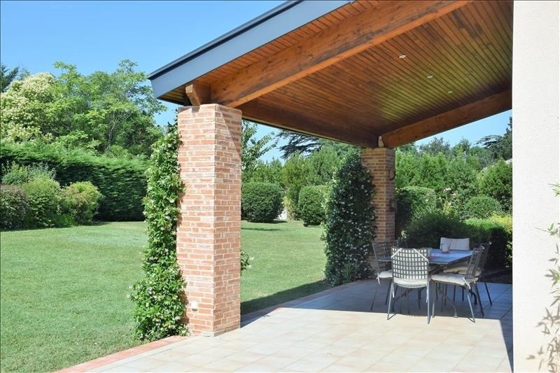 Deluxe sale house / villa Fonsegrives 5 km 899 000€ - Picture 12