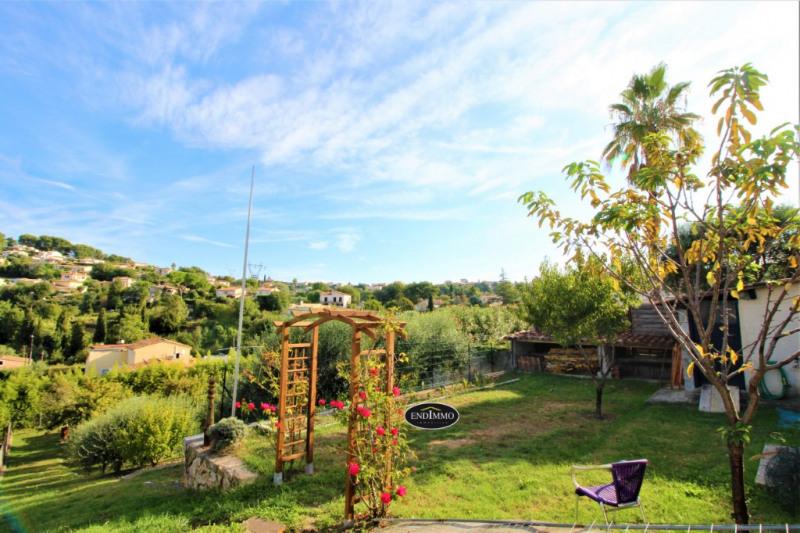 Vente de prestige maison / villa Cagnes sur mer 626000€ - Photo 1