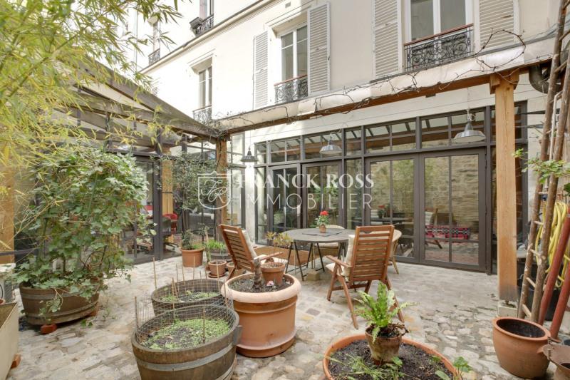 Vente appartement Paris 9ème 1600000€ - Photo 2