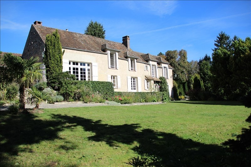 Vente maison / villa Vert 862100€ - Photo 1