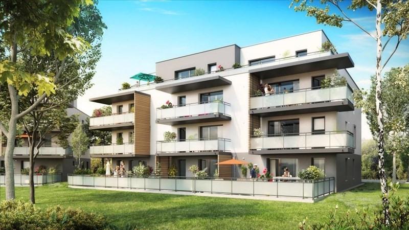 Sale apartment Ergersheim 278500€ - Picture 1