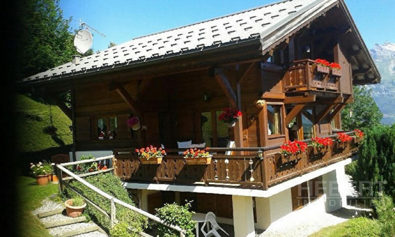 Immobile residenziali di prestigio casa Saint gervais les bains 895000€ - Fotografia 3
